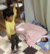 踊る息子.jpg